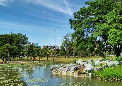 بحيرة ومتنزه Titiwangsa Park كوالالمبور (10)