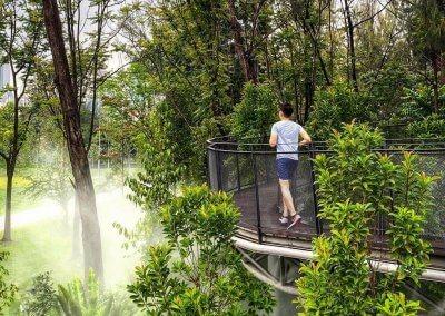بحيرة ومتنزه Titiwangsa Park كوالالمبور (16)