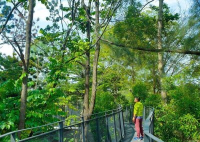 بحيرة ومتنزه Titiwangsa Park كوالالمبور (2)