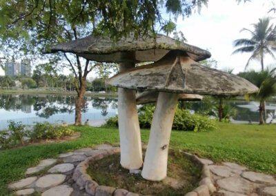 بحيرة ومتنزه Titiwangsa Park كوالالمبور (3)