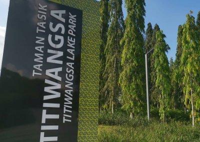 بحيرة ومتنزه Titiwangsa Park كوالالمبور (5)