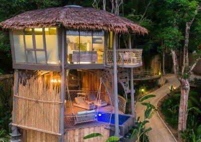 بيت الشجرة كما في اجمل احلامك في Ko Yao (26)