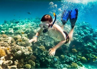 جزيرة بولاو بايار كنز الشعب المرجانية (1)