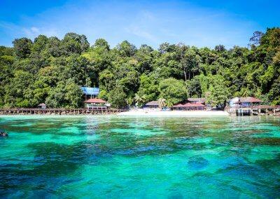 جزيرة بولاو بايار كنز الشعب المرجانية (11)