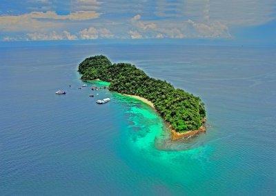 جزيرة بولاو بايار كنز الشعب المرجانية (7)