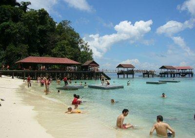 جزيرة بولاو بايار كنز الشعب المرجانية (8)