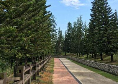 حديقة ذات طراز أوروبي مخبأة في بوتراجايا (12)