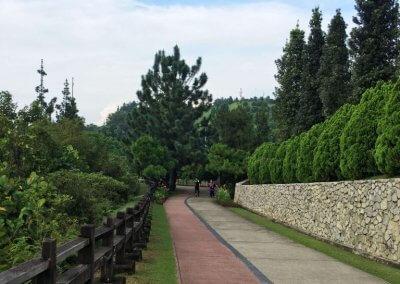 حديقة ذات طراز أوروبي مخبأة في بوتراجايا (14)