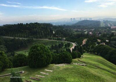 حديقة ذات طراز أوروبي مخبأة في بوتراجايا (3)