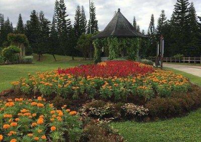 حديقة ذات طراز أوروبي مخبأة في بوتراجايا (8)