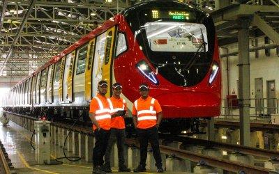 خط السكك الحديدية بوتراجايا MRT