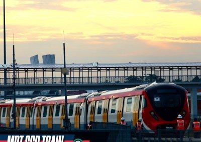 خط السكك الحديدية بوتراجايا MRT (28)
