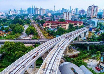 خط السكك الحديدية بوتراجايا MRT (29)