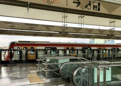 خط السكك الحديدية بوتراجايا MRT (3)