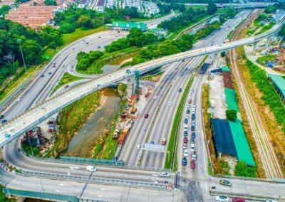 خط السكك الحديدية بوتراجايا MRT (4)