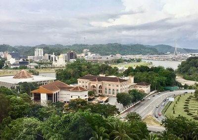 دولة بروناي الـ 5 عالميا بمعدل مستوى الفرد (18)