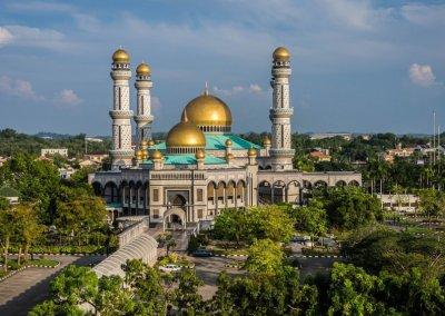 دولة بروناي الـ 5 عالميا بمعدل مستوى الفرد (3)