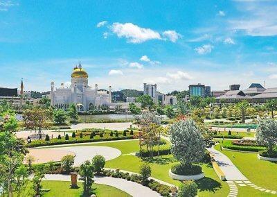 دولة بروناي الـ 5 عالميا بمعدل مستوى الفرد (6)