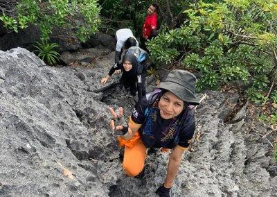 شاطئ الجماجم البيضاء المخفي في لنكاوي (29)