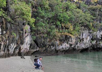 شاطئ الجماجم البيضاء المخفي في لنكاوي (5)