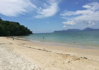 شاطئ الجماجم البيضاء المخفي في لنكاوي (8)
