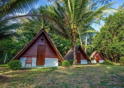 Sea Gypsy Village Resort & Dive Base Address: Lot 71, Pulau Sibu, 86810 Mersing, Johor