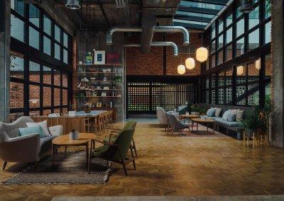 فندق جديد في شارع العرب كوالالمبور (3)