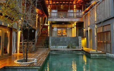 فندق داخل غابة يبعد ساعه عن كوالالمبور