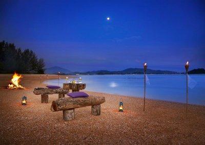 فندق على جزيرة خاصة قرب لنكاوي (11)