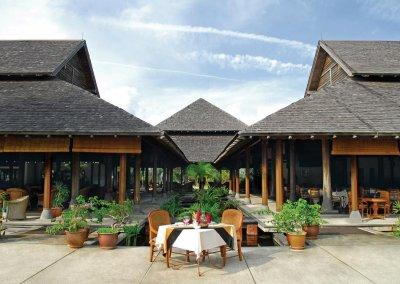 فندق على جزيرة خاصة قرب لنكاوي (13)