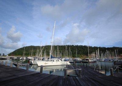 فندق على جزيرة خاصة قرب لنكاوي (14)