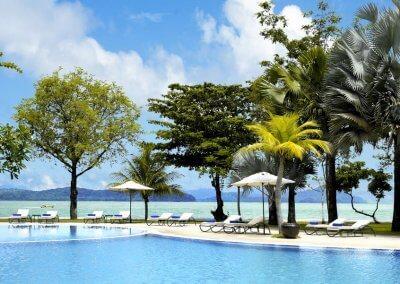 فندق على جزيرة خاصة قرب لنكاوي (17)