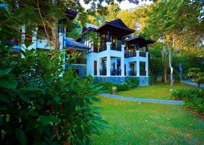 فندق على جزيرة خاصة قرب لنكاوي (26)