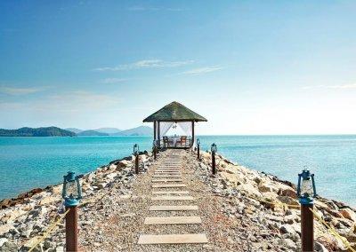 فندق على جزيرة خاصة قرب لنكاوي (28)