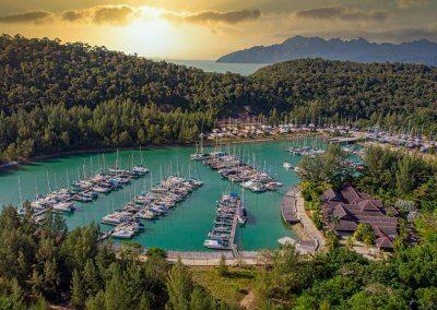فندق على جزيرة خاصة قرب لنكاوي (3)