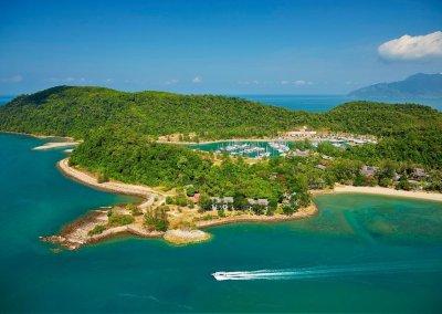 فندق على جزيرة خاصة قرب لنكاوي (4)