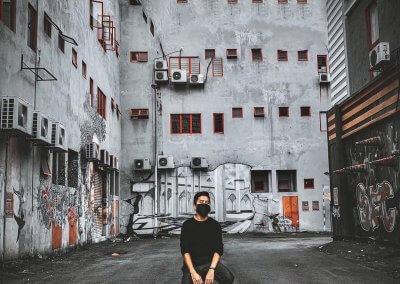 فن الشارع في شاه علم (5)