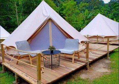 فيلا الخيمة في باهانج (13)