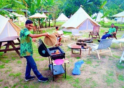 فيلا الخيمة في باهانج (7)