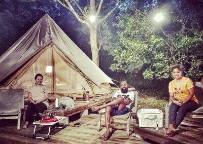 فيلا الخيمة في باهانج (8)