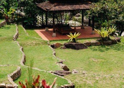 فيلا تقع في اعماق الغابات الاستوائية (13)