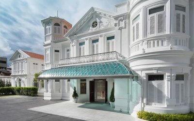 قصر ماكليستر في جزيرة بينانج