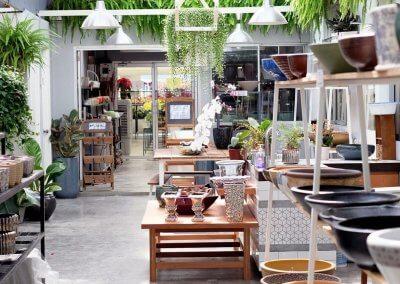 كافيه داخل مشتل وورد ونباتات (11)
