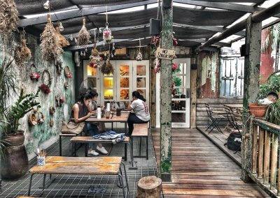 ما رأيك بمقهى التاجر لين في الحي الصيني (1)