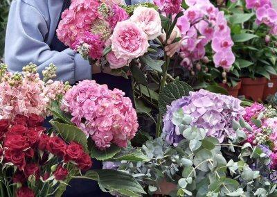 متجر لبيع الورود في كوالالمبور (2)