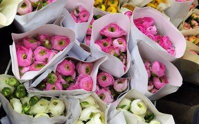 متجر لبيع الورود في كوالالمبور