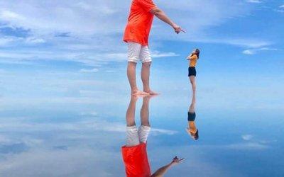 مرآة السماء في كوالا سيلانجور