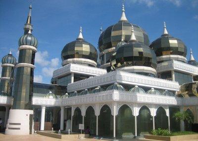 مسجد الكريستال في ماليزيا (10)