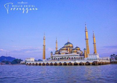 مسجد الكريستال في ماليزيا (11)
