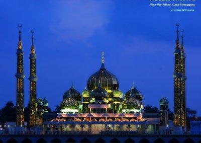 مسجد الكريستال في ماليزيا (5)